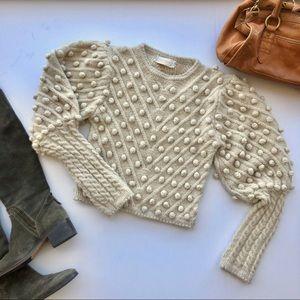 011a69bc071 Zimmermann Sweaters - Zimmermann Unbridled Bauble Wool Sweater AUS 2
